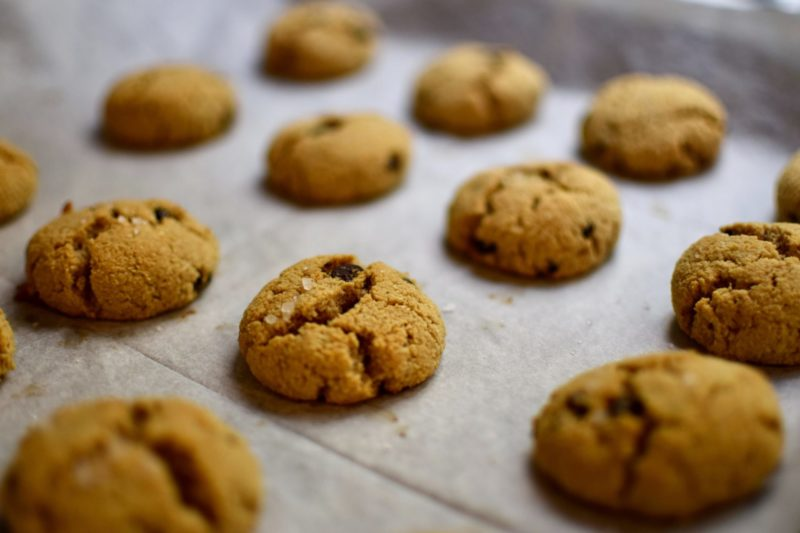 cookies vegan courge patate douce