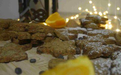 Biscuits Vegan de Noël aux Épices
