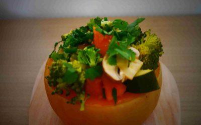 Ma Recette De Potimarron Farci Aux Légumes
