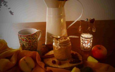 Recette de Beurre de Pomme Healthy
