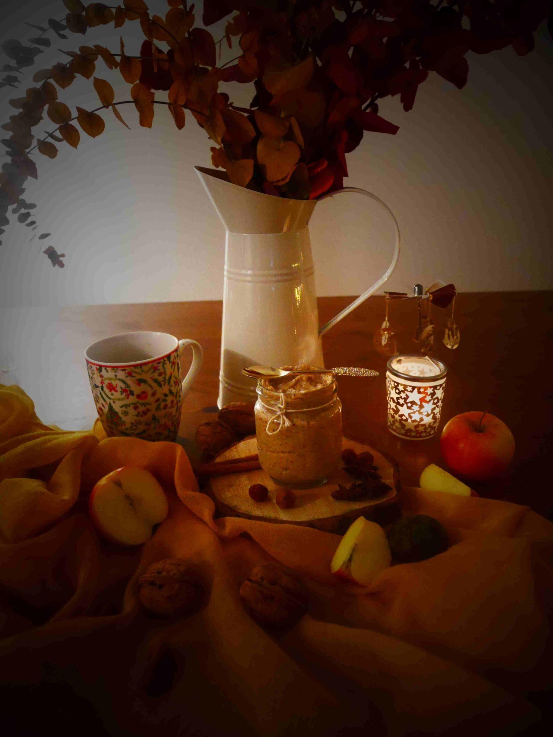 beurre de pomme healthy