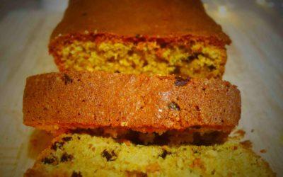 Recette Naturo de Gâteau aux Pépites de Chocolat